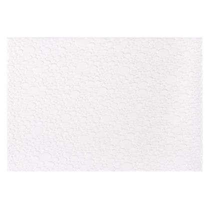 Плитка настенная Лила 36.4х24.9 см 1.36 м2 цвет белый