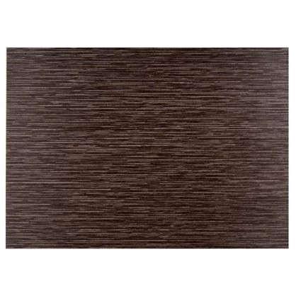 Плитка настенная Лотос низ 28х40 см 1.232 м2 цвет коричневый