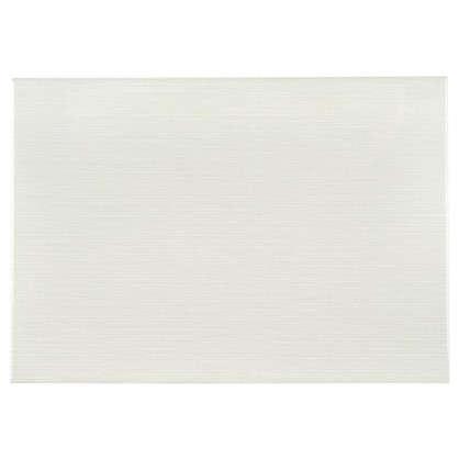 Плитка настенная Лотос верх 28х40 см 1.232 м2 цвет белый цена