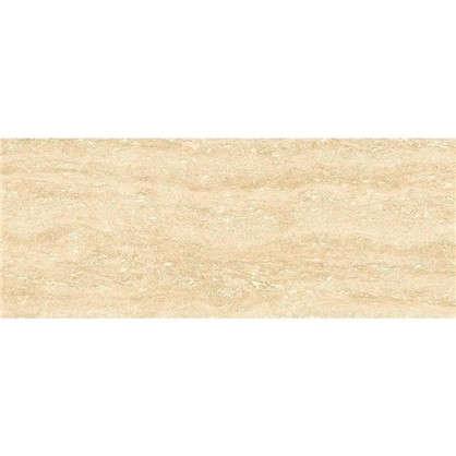 Плитка настенная Marmi Beige 20.1х50.5 см 1.52 м2 цвет бежевый цена