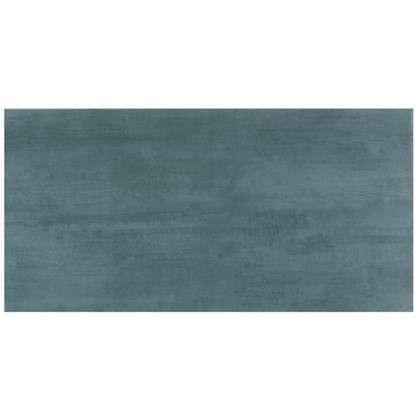Плитка настенная Новус 30х60 см 1.62 м² цвет бирюзовый
