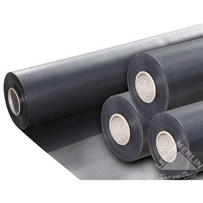 Плёнка ПВХ 0.5 мм 1 м цвет чёрный цена
