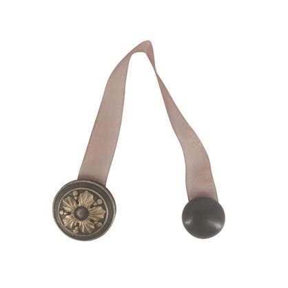Подхват магнитный Наима 43х28 см цвет бронзовый цена