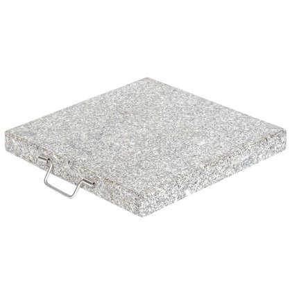 Подставка под зонт диаметр 40 см бетон/сталь 16 кг цена