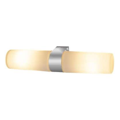 Подсветка зеркала Round 2xE14x42 Вт цвет хром цена