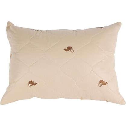Подушка 50х70 см верблюжья шерсть цена