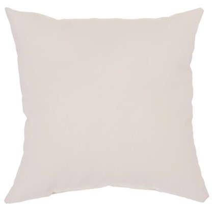 Подушка декоративная Классика 40х40 см цвет бежевый цена