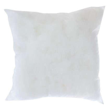 Подушка декоративная Спандбонд под наволочку 40х40 см цвет белый