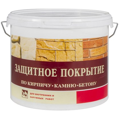 Покрытие защитное для камня и кирпича 5 кг цена