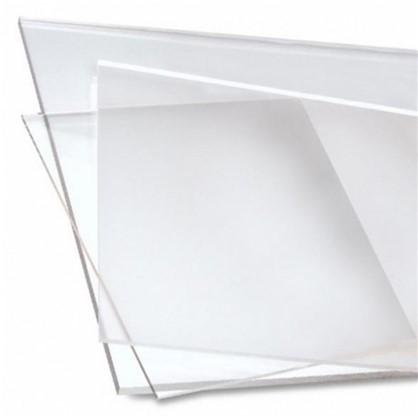 Поликарбонат монолитный 3 мм 2.05х3.05 м прозрачный