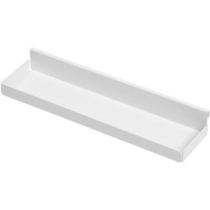 Полка боковая НСХ 86x41x316 мм цвет белый цена