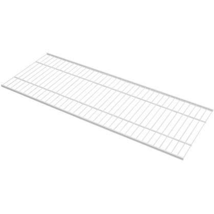 Полка проволочная L=900 НСХ 14x903x350 мм цвет белый