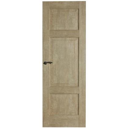 Полотно дверное глухое Антико 200х80 см цвет винтажный дуб цена