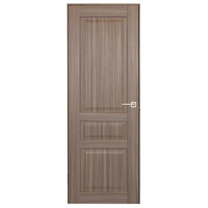 Полотно дверное глухое Artens Мария 200х70 см цвет серый дуб