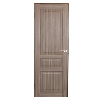 Полотно дверное глухое Artens Мария 200х80 см цвет серый дуб цена
