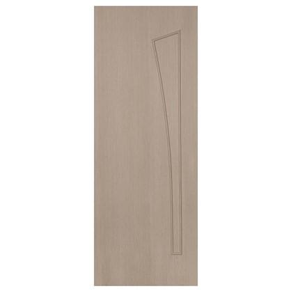 Полотно дверное глухое ламинированное Белеза 200x80 см цвет белый дуб
