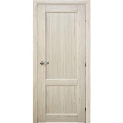 Полотно дверное глухое Пино 80x200 см CPL с фурнитурой цена