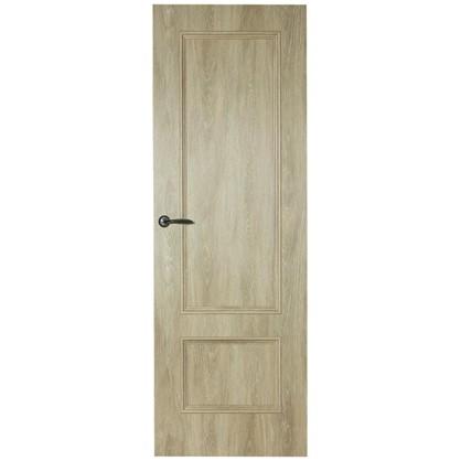 Полотно дверное глухое Престиж 200х80 см цвет натуральный дуб