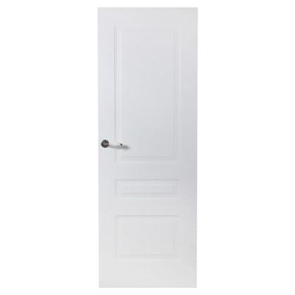 Полотно дверное глухое Роялти 200х70 см цвет белый цена