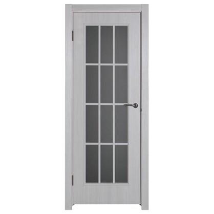 Полотно дверное остеклённое Провенца 200x80 см цвет цена