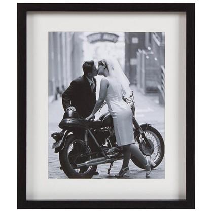 Постер в раме 33х40 см Bride and Groom цена