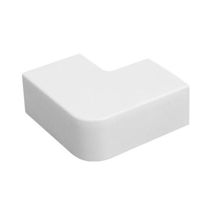 Поворот 90 градусов 15/10 мм цвет белый 4 шт. цена