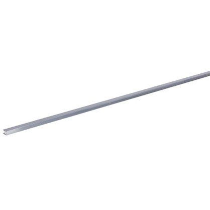 Профиль алюминиевый Н-образный 18х13х18х1.5x1000 мм цена
