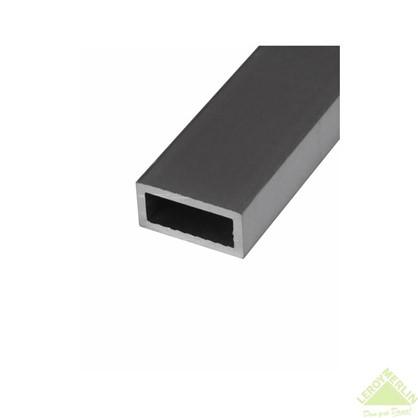 Профиль алюминиевый прямоугольный трубчатый 60х40х2x2000 мм цена