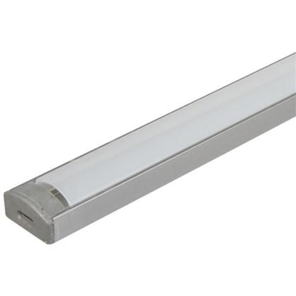 Профиль для светодиодной ленты прямой 2 м