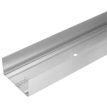 Профиль направляющий (ПН) Knauf 75x40x3000 мм цена