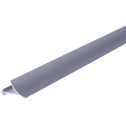 Профиль окантовочный 270 см цвет серебро цена
