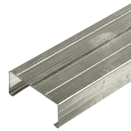 Профиль потолочный (ПП) Эконом 60x27x3000 мм цена