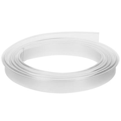 Профиль пристенный гибкий 320 см пластик цвет прозрачный цена