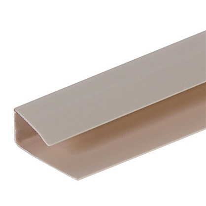 Профиль ПВХ Artens т8/10 мм 3 м цвет бежевый цена