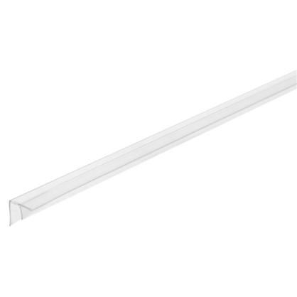 Профиль угловой F-образный для стеновой панели 60х0.4 см пластик цена