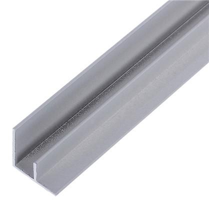 Профиль угловой F-образный для стеновой панели 60х0.6 см алюминий цена