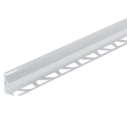 Профиль внутренний 1х250 см белый цена
