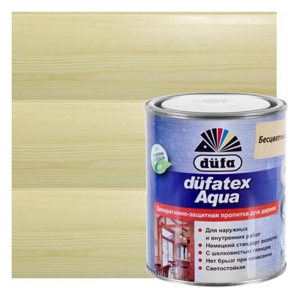 Пропитка для дерева водная прозрачная Dufatex aqua 0.75 л