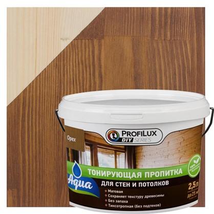 Пропитка для стен и потолка 2.5 л цвет орех