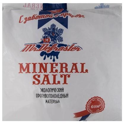 Противогололедный реагент Минеральная соль 3 кг