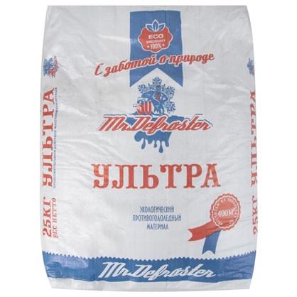 Противогололедный реагент Ультра 25 кг в