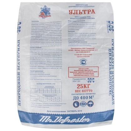 Противогололедный реагент Ультра 25 кг