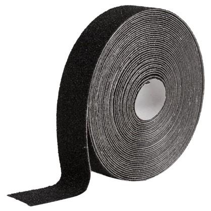 Противоскользящая лента 19х6000 мм цвет черный цена