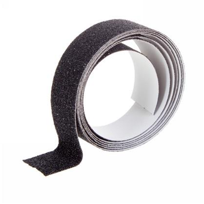 Противоскользящая лента 25х1500 мм цвет черный цена