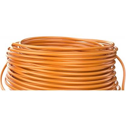 Провод ПВС 2х0.75 мм² оранжевый на отрез