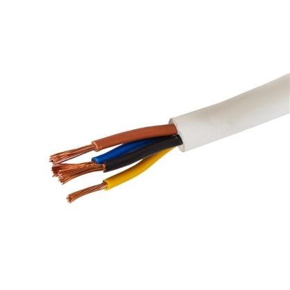 Провод ПВС 4х1.5 мм на отрез (ГОСТ) цена