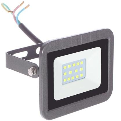 Прожектор светодиодный Volpe 10 Вт 600 Лм IP65 цвет зеленый