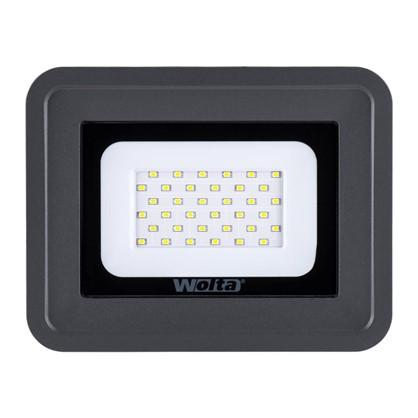 Прожектор Wolta 30 Вт 2550 Лм 5500 K IP65 цена