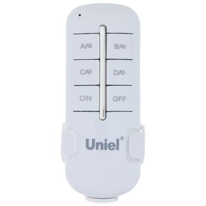 Пульт управления освещением Uniel 4 канала 1000 Вт 30 м