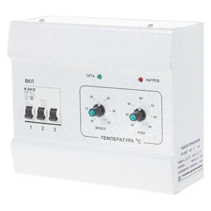 Пульт управления ТЭНом в котлах 6 кВт
